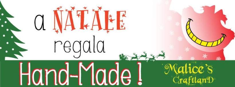 a natale regala handmade - Malice's Craftland - christmas day -gift - regali