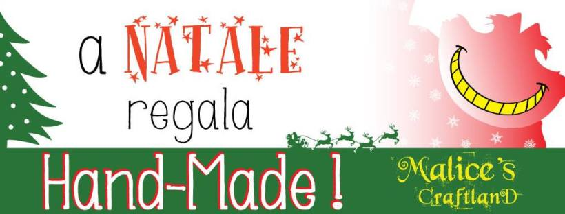a natale regala handmade - Malice's Craftland - christmas day -gift - regali