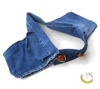 Malice's Craftland - marsupio doppia tasca 001.JPG