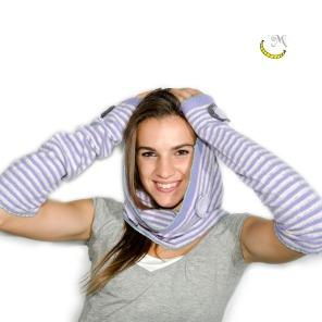 infinity-scarf-sciarpa-ad-anello-scaldacollo-cappuccio-mezziguanti-scaldapolsi-guanti-lunghi-di-lana-senza-dita-malices-craftland