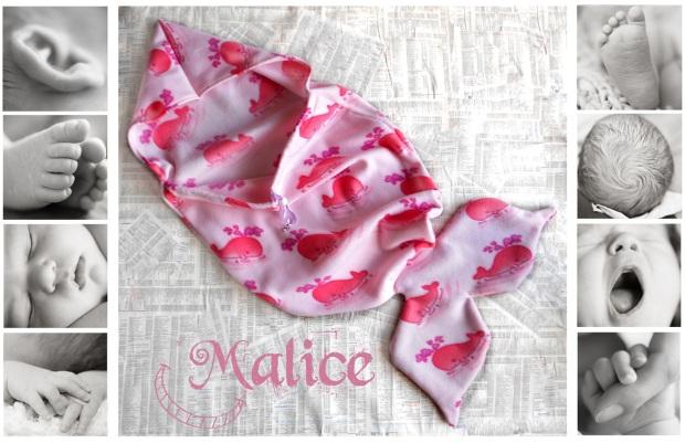 malices-craftland-copertina-neonata-sacco nanna - con-coda-di-sirena (o balena)