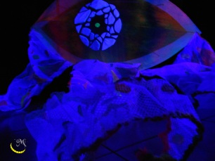 Malice's Craftland - uv decoration - flower - eye 09