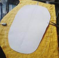 Malice's Craftland - costume di scena - rukola fire - uccello 03
