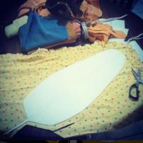 Malice's Craftland - costume di scena - rukola fire - uccello 08