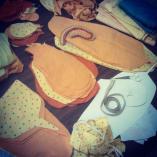 Malice's Craftland - costume di scena - rukola fire - uccello 10