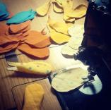 Malice's Craftland - costume di scena - rukola fire - uccello 11
