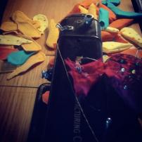 Malice's Craftland - costume di scena - rukola fire - uccello 13