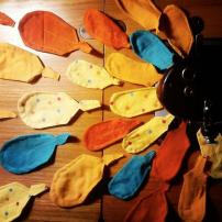 Malice's Craftland - costume di scena - rukola fire - uccello 14