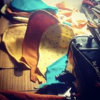 Malice's Craftland - costume di scena - rukola fire - uccello 15
