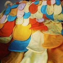 Malice's Craftland - costume di scena - rukola fire - uccello 20