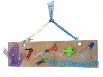 Malice's Craftland - #savethesea - artcycling - driftplastic