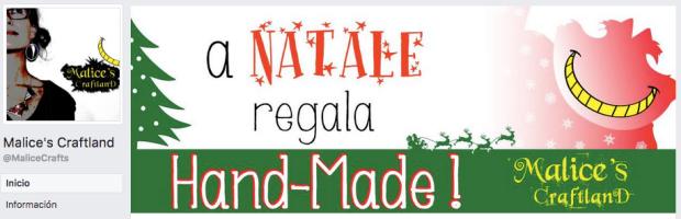 Malice's Craftland - facebook page
