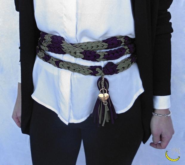 Sciarpa - collana di lycra - Malice's Craftland.JPG