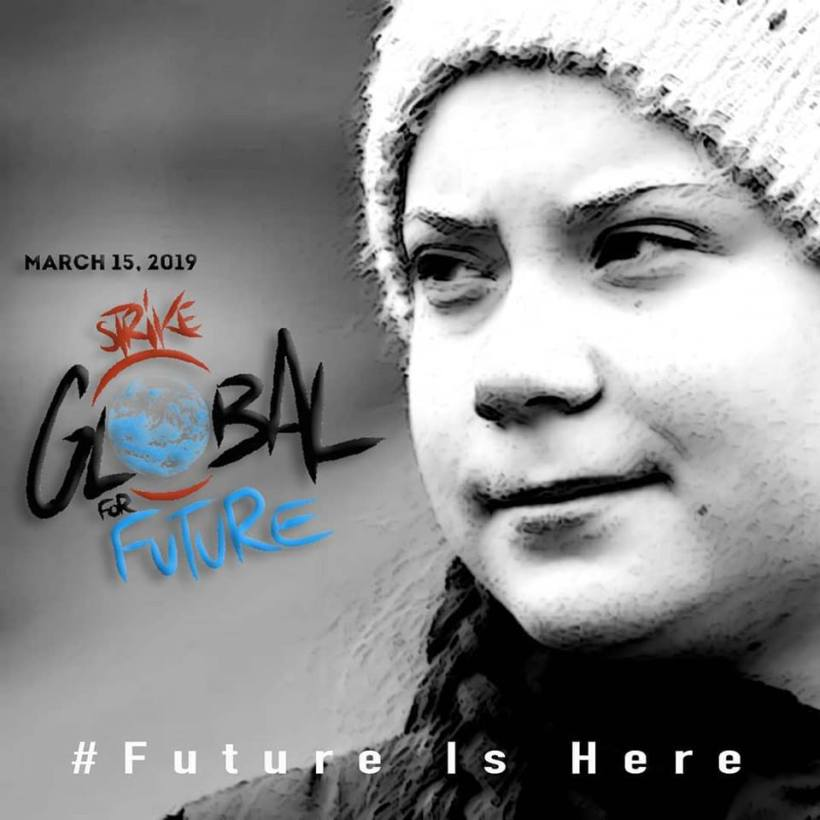 global strike for future - malice's craftland